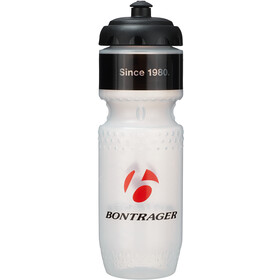 Bontrager Screwtop Max Clear X1 Drinking Bottle black/red